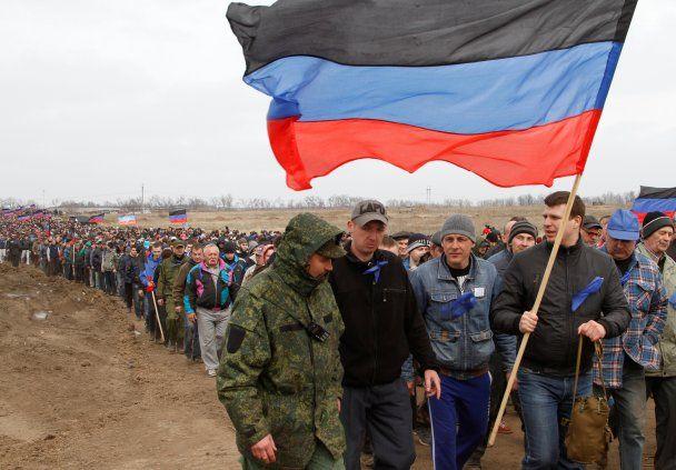 Тотальная мобилизация боевиков на Донбассе: мужчин забирают даже из больниц