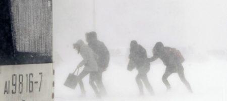 Синоптики предупреждают о шторме который надвигается на Украину
