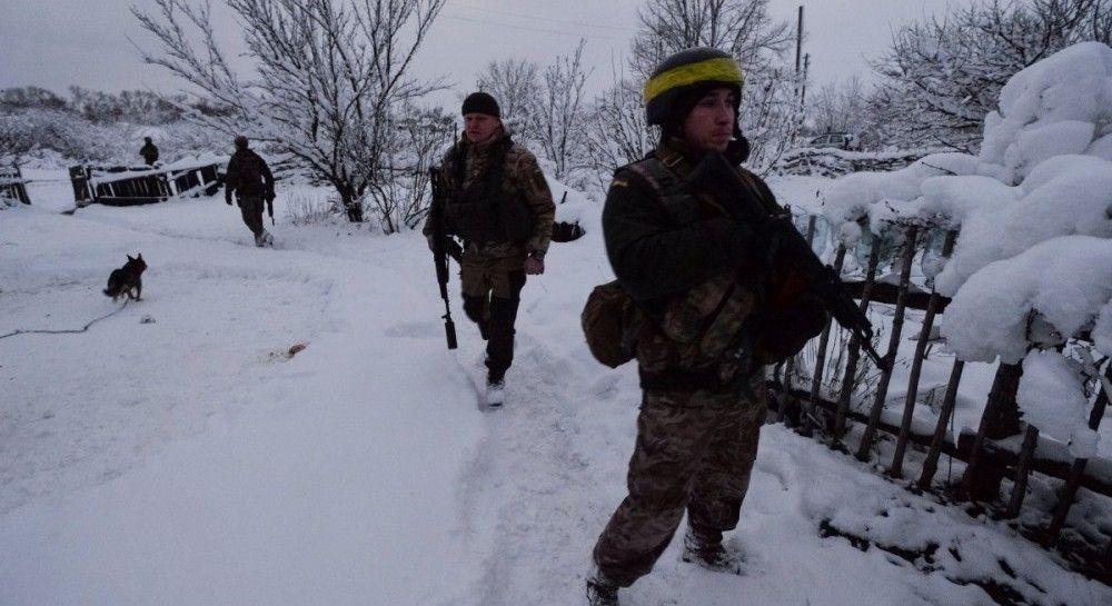 Боевики пошли в наступление и попытались прорваться в районе Гладосово (ВИДЕО)