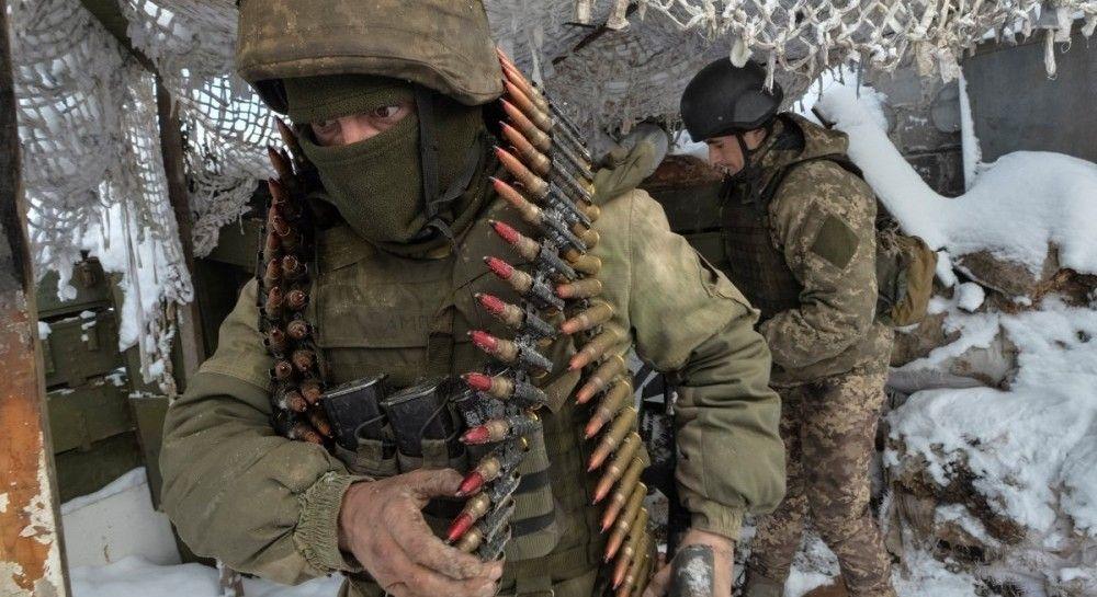 В результате перестрелки в Авдеевке трое бойцов получили ранения