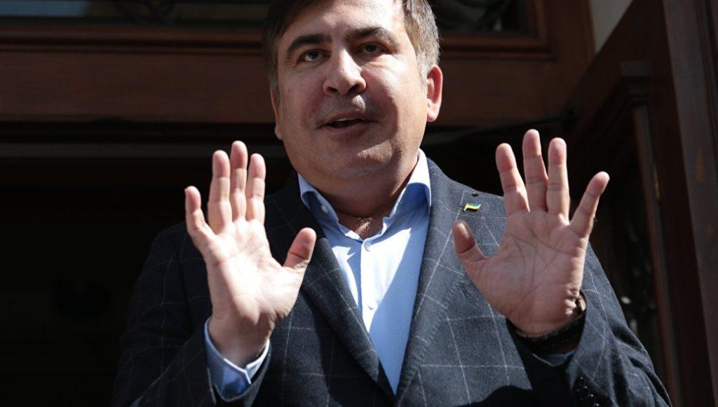 """Секваралидзе заявил, что бойцы """"Альфы"""" пытались арестовать Саакашвили"""