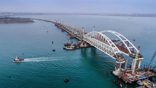 Журналисты узнали о крупной ошибке строителей Керченского моста, всё стоит начинать сначала (ФОТО)