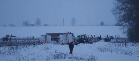 Ещё одна авиакатастрофа с жертвами в России (ФОТО)