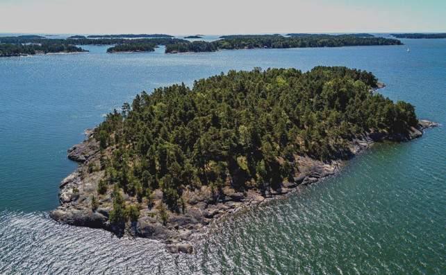 """""""Женский остров"""": у берегов Финляндии отроют остров, куда мужчинам вход будет запрещен"""