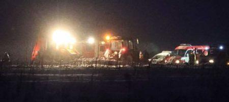 Катастрофа самолета Ан-148 в России: названы основные причины бедствия (ВИДЕО)