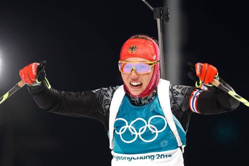 Далмайердобыла вторую золотую медаль в Пхенчхане, украинки снова провалились