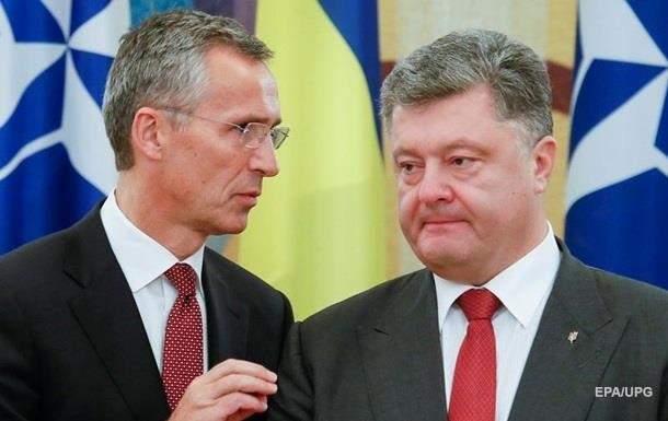 Порошенко в Мюнхене собирается встретится с главой НАТО - Столтенбергом