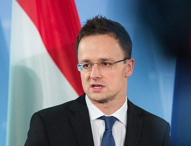 Венгрия из-за языкового скандала с Украиной выдвинула свои требования