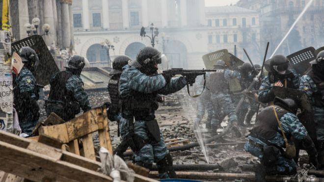 Грузинский снайпер обвинил двоих нардепов в расстреле Евромайдана - росСМИ
