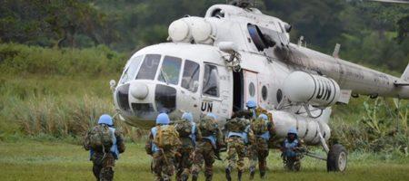 Спустя 14 лет украинские миротворцы возвращаются домой из Либерии