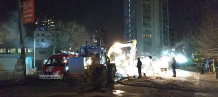 Большая часть Харькове без отопления, власти дают обещания (ВИДЕО)