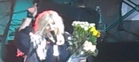 Известная украинская певица Ирина Билык собралась с концертами в Донецк - подробности (ВИДЕО)
