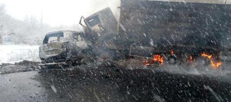 В жуткой автокатастрофе разбился известный украинский экс чиновник (ВИДЕО)