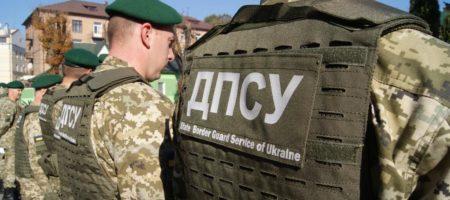 Украинских пограничников обстреляли с территории РФ