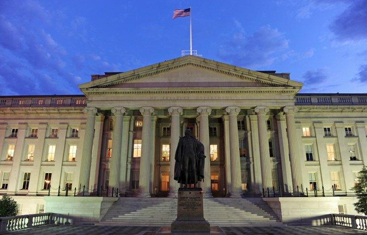 """Против фигурантов """"кремлевского списка"""" введут санкции - Минфин США"""