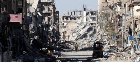 В ООН сообщили, что за неделю авиаударов Асада погибло около 230 человек