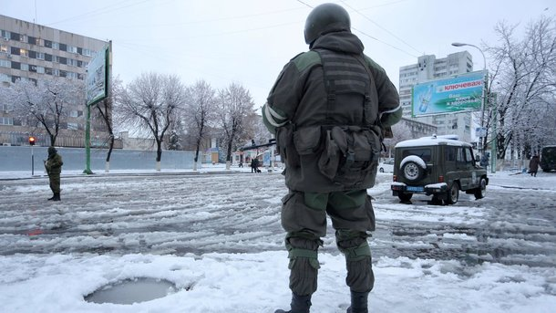 """Донецкие боевики заявили о покушении на """"министра обороны ДНР"""""""