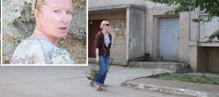 Известная сепаратистка Меньшикова избившая АТОшника в театре покончила жизнь самоубийством - подробности
