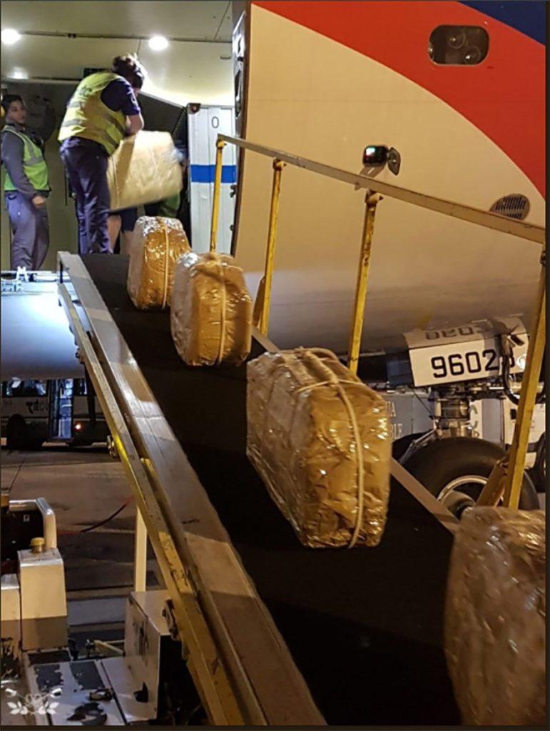 Мега скандал в РФ: Самолет Медведева и Лаврова засветился в деле поставок кокаина в Россию (ВИДЕО)