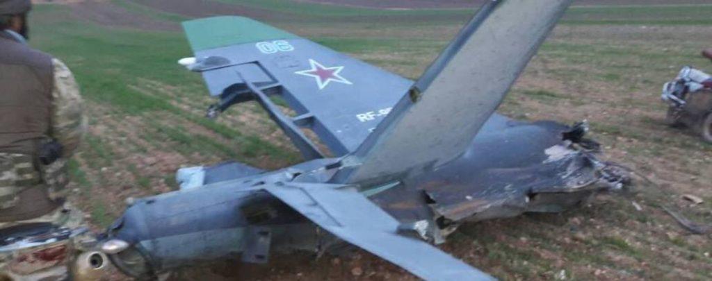 Погибший пилот ВВС РФ в Сирии оказался украинский предатель их Крыма