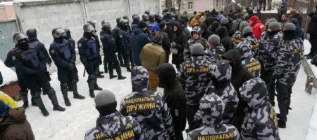 Сд принял решение отпустить Труханова на поруки нардепам, протестующие уже стреляют, требуют справедливого суда (ПРЯМАЯ ТРАНСЛЯЦИЯ)