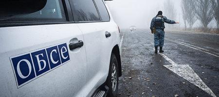 Вблизи Ясиноватой боевики обстреляли наблюдателей ОБСЕ