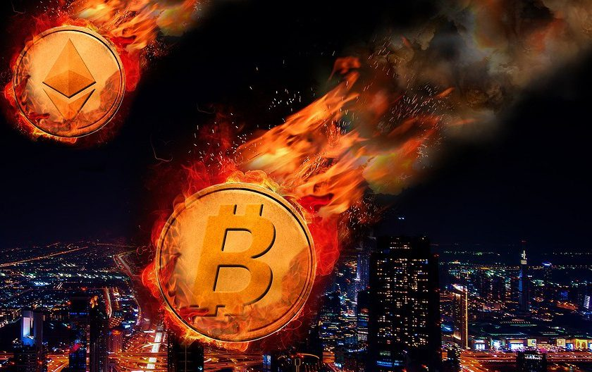 Финансовые эксперты предрекают большой обвал биткоину