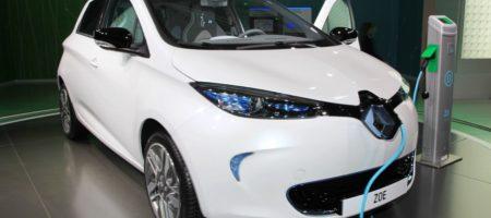 В Украине значительно увеличились продажи электромобилей