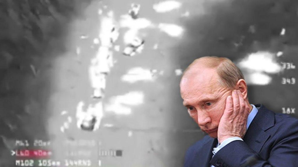 """США снова положили большую группу """"Вагнеровцов"""" и ассадитов, при попытке захватить места нефтерождения в Сирии (ВИДЕО)"""