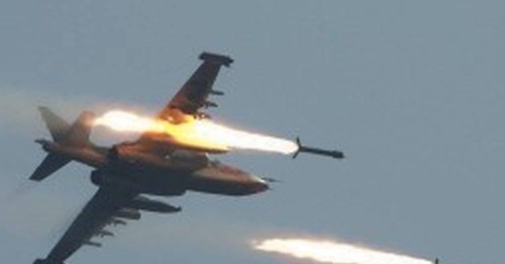 """Россия нанесла мощную """"ответку"""" в ответ на очередной сбитый военный самолет над Сирией"""