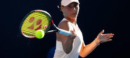 Молодая украинка Марта Костюк выиграла турнир в Берне