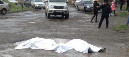 В Дагестане мужчина расстрелял толпу людей на Масленецу (ВИДЕО 18+)