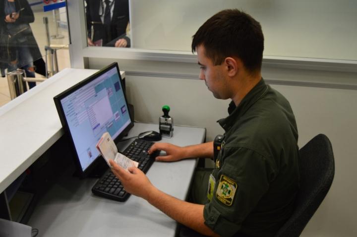 Украинские пограничники в аэропорту Киева не пропустили очередную российскую звезду