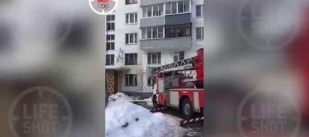 Путин готовится к выборам: в Москве взорвалась многоэтажка, есть жертвы (ВИДЕО)