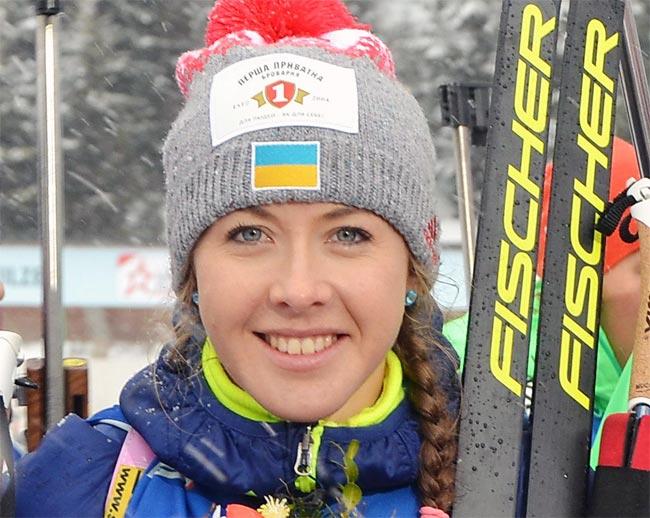 """""""Этот сезон, скорее всего, был последним в моей карьере"""" - лидер украинского биатлона Юлия Джима ошарашила свои заявлением"""