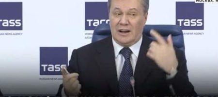 Янукович опубликовал скандальное письмо к Путину, в котором реально просил ввести войска (ФОТО)
