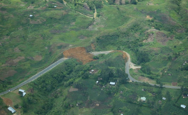 Землетрясение сотрясло Папуа-Новой Гвинею: число погибших перевалило за сотню