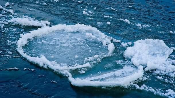 Уровень воды в Украинских водоемах значительно вырос
