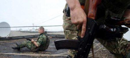Украинские воины на Луганском взяли в плен российского боевика