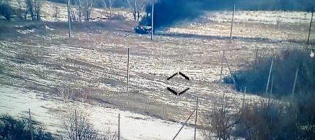 Силы АТО суме ли подорвать машину российский боевиков на Донбассе - стали извести подробности