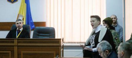 Суд вынес приговор о мере пресечения Надежды Савченко