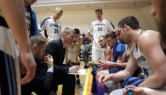 Днепр добыл победу в финале Кубка Украины по баскетболу