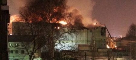 В ТРЦ Кемерово возобновился пожар - СлеДком сообщил подробности и причины, а также назвали ужасающую цифру жертв (ВИДЕО)