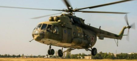 В Чечне потерпел крушение вертолет с российскими военными