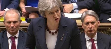 Правительство Великобритании объявило экономическую войну РФ из-за дела Скрипаля
