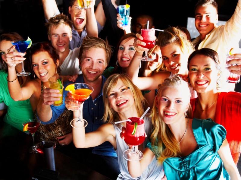 Как организовать классную вечеринку?