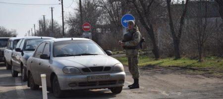 Российские боевики начали требовать от людей деньги для выезда в Украину (СКРИН)
