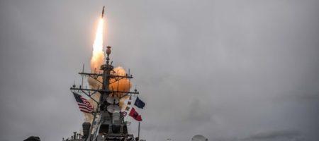 США заранее предупредило русских о том где и когда будут наносить удар по Сирии