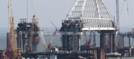 Оккупанты Крыма, сообщили, когда откроют Керченский мост