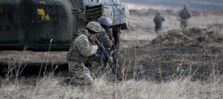 """Боевики """"ДНР"""" пошли штурмом на позиции ВСУ под Новотроицким и понесли большие потери от ответного огня"""